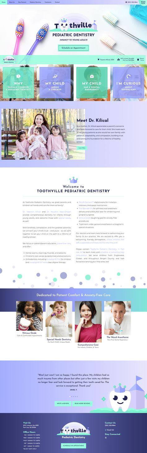Toothville Pediatric Dentistry