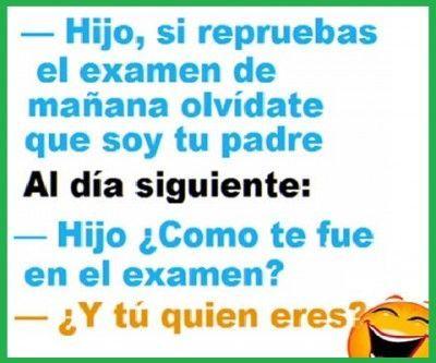 Chistes Cortos De Jaimito Para Niños Para Descargar Spanish Jokes Humor Memes