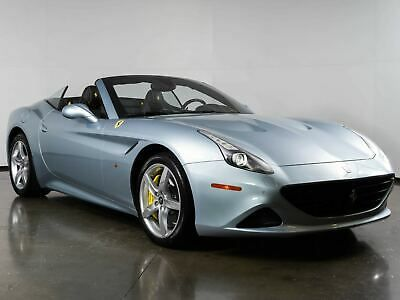 Ebay Advertisement 2015 Ferrari California T 2015 Ferrari