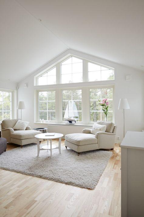 Vackert vitt i 30 talshuset | Hus, Lantliga hem, Hemligheten
