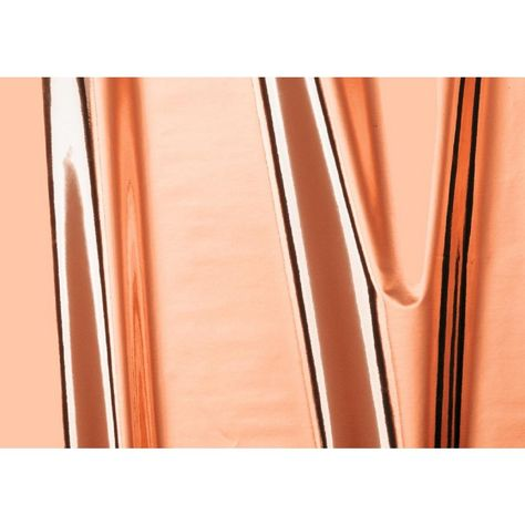 d-c-fix 17 in. x 59 in. Glossy Rose Gold Self-adhesive Vinyl Film for Furniture and Door Decoration, Copper rose gold high gloss