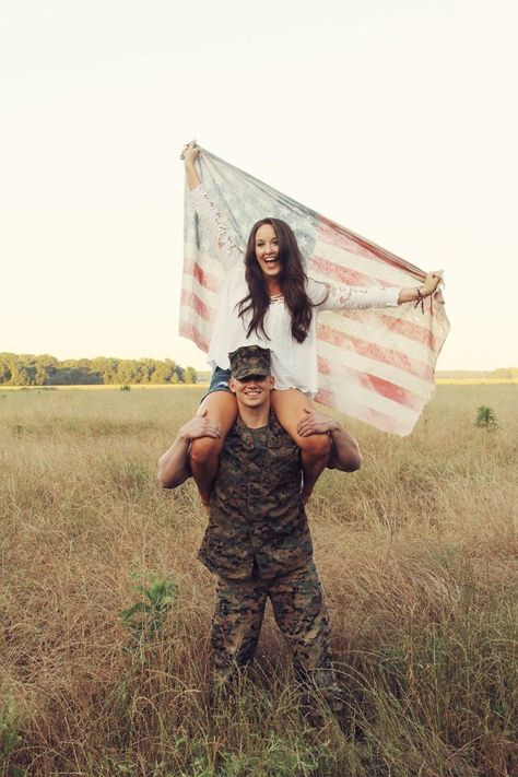 with the girls (not the wife) (:Tap The LINK NOW:) We provide the best essential unique equipment and gear for active duty American patriotic military branches, well strategic selected.We love tactical American gear Military Couple Pictures, Military Couples, Military Love, Military Photos, Army Engagement Pictures, Military Female, Military Armor, Military Gear, Military Fashion