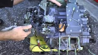 How To Disable Bypass A 2 Stroke Outboard Oil Injection System Outboard Outboard Motors Injections