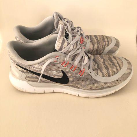 Run 5.0 Camouflage Sneaker Sz 11