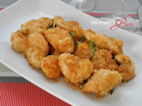Bocconcini di pollo al forno, ricetta facile e veloce, secondo piatto, ricetta light, cottura al forno, ricetta semplice da preparare, ricetta gustosa