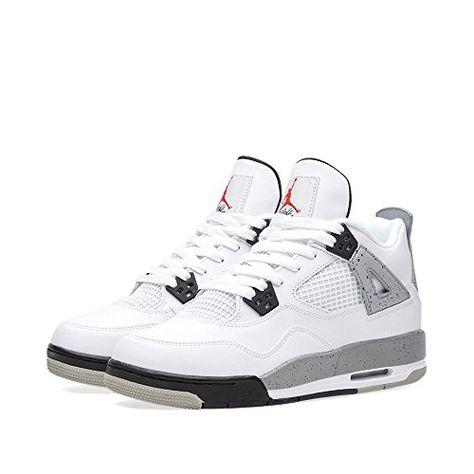 63ab97212b8 ... low price nike air jordan 4 retro og bg hi top trainers 836016 sneakers  shoes 6y