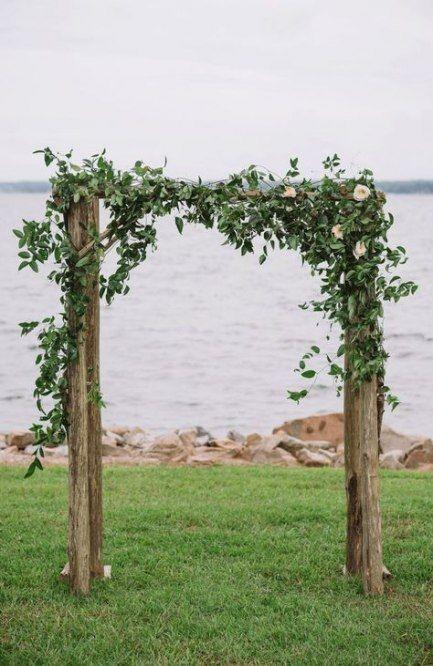 28 Ideas Wedding Arch Square Simple Wedding Arches Outdoors Wedding Arch Greenery Wedding Arbors