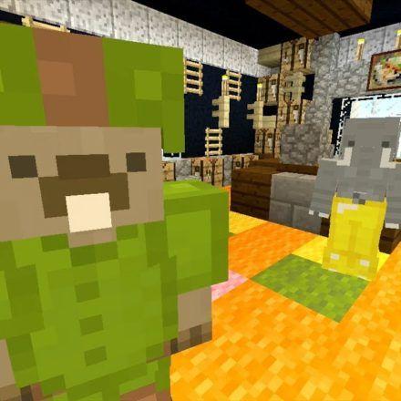 Stampy Plays Minecraft And Get S Good News Minecraft Memes