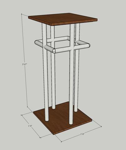 Cross Bible Stand Custom Pulpit Beautiful Pulpit Lectern Design Church Furniture Furniture Display Furniture
