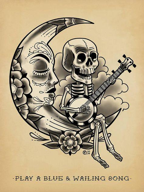 Mexican Skull Tattoos, Sugar Skull Tattoos, Sugar Skull Art, Mexican Skulls, Mexican Skeleton, Sugar Skull Images, Sugar Skull Design, Lettrage Chicano, Chicano Tattoos