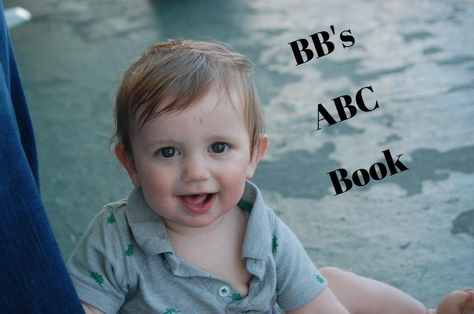 Clutter-Free and Cheap Gifts for Kids: Personalized ABC Book