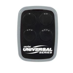 Universal 4 Button Garage Door Opener Remote Universal Replacement For Nearly All Garage Door Opene Garage Door Opener Remote Garage Doors Garage Door Opener