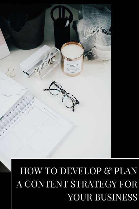 how to content plan for social media and your small business