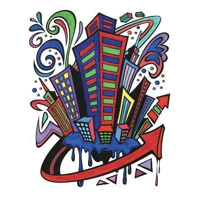 Crayola Art With Edge Coloring Book Graffiti Crayola Art Crayola Coloring Pages Coloring Book Art