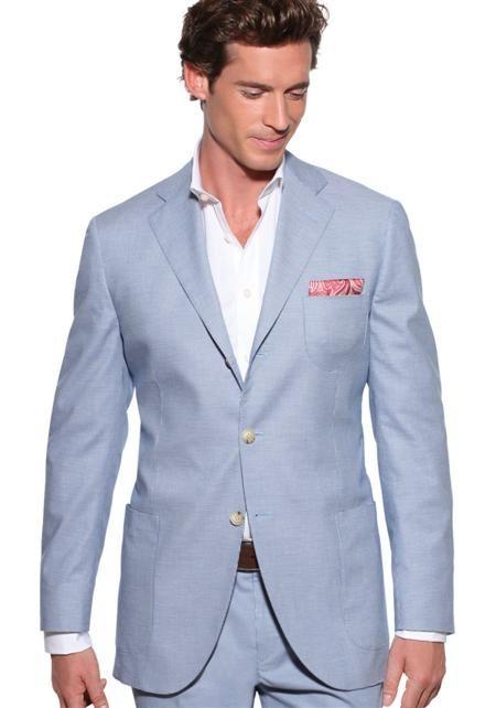 Wedding Style Guide for Men: 3 Outfits Schick bei einer Hochzeit: 3 ...