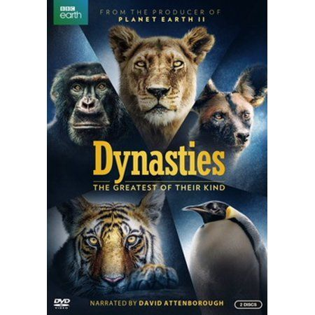 Dynasties Dvd Walmart Com Bbc Greatful Endangered Animals