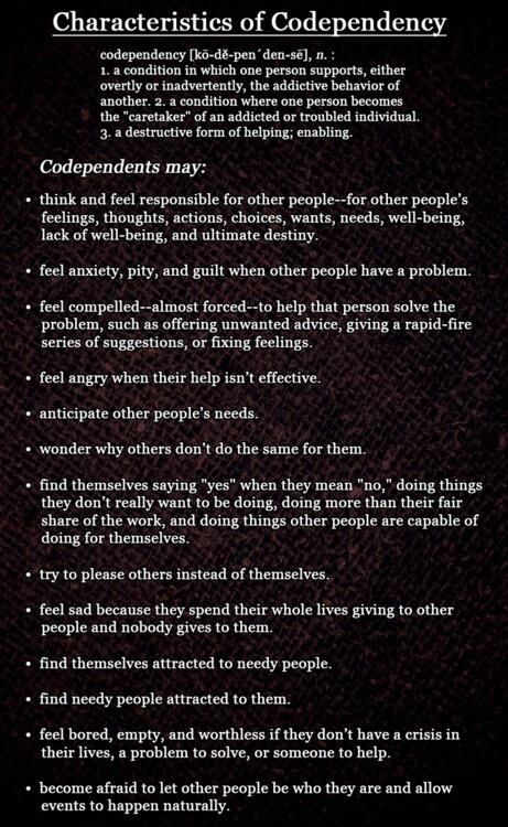 What Is Codependent Behavior In A Relationship