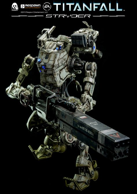 Our next release from Titanfall - IMC Stryder will be available for pre-order at www.threezerostore.com starting from May 4th 9:00AM Hong Kong time for 430USD/3350HKD each with International shipping included in the price. Please check for all the details at our Facebook page: https://www.facebook.com/media/set/?set=a.1110089035683590.1073741920.697107020315129&type=1&l=83935820d0  #threezero #Titanfall #ReSpawn #collectible #actionfigure #actionfigures #toys #toy #toycollector…