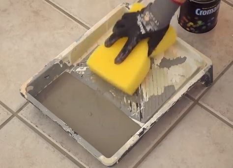 HOW TO MAKE A BURNED CEMENT WALL