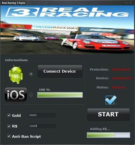 Real Racing 3 Hack Gold And Unlimited Money Download 2020 Working