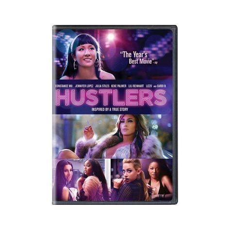 Hustlers (DVD), Movies