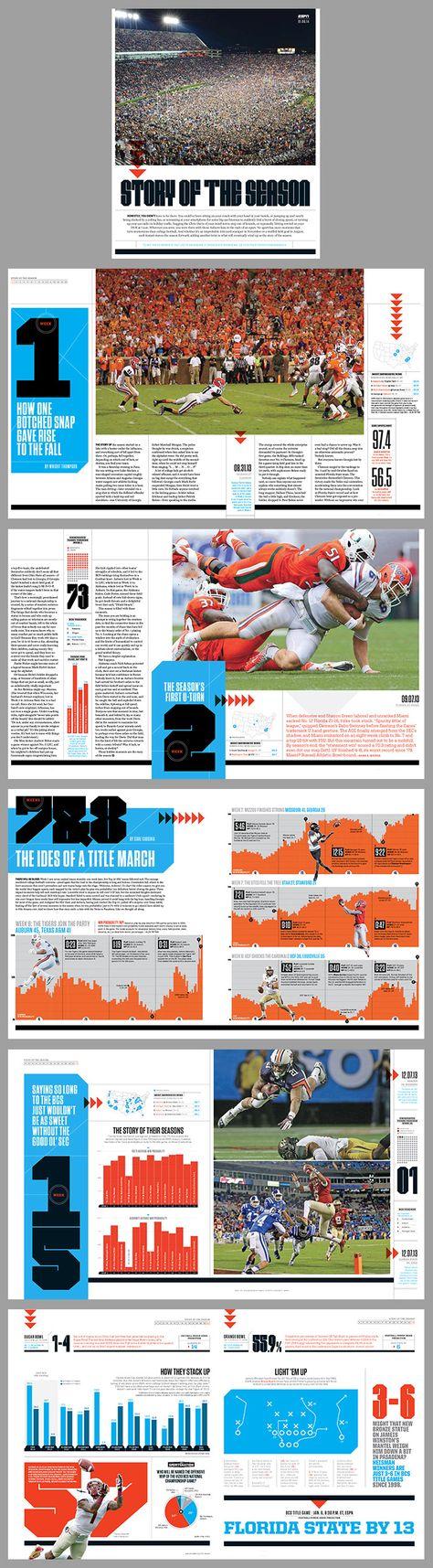 Story of the Season January 2014 - ESPN the Magazine