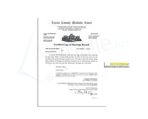 State of Ohio Certificate of Good Standing issued by Jon Husted - best of letter of good standing maryland