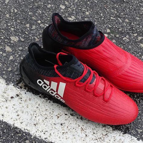 "best service f8c93 5ae35 Soccerfactory on Instagram  "" adidasfootball X16  redlimit lo último de  Adidas. 🔴🌑  adidasfootball  X16  neverfollow  soccerfactory"""