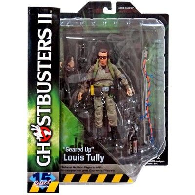 Ghostbusters 2 Select Series 6 Louis Tully Action Figure Deluxe