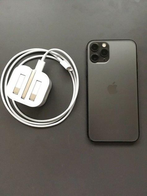 Apple Iphone 11 Pro 256gb Space Grey Unlocked Usb Plug Apple Iphone Iphone 11 Iphone