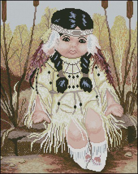 17 ideas de indios  hama peler beads muñeca rota