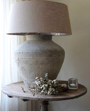 Lamp Met Tafeltje.Hoffz Hoffz Kruiklamp Kruiklamp Hoffz Unieke Kruiklamp