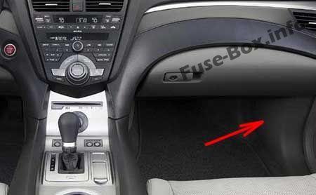 7 Acura Tsx Cu2 2009 2014 Fuses Ideas Acura Tsx Fuse Box Electrical Fuse