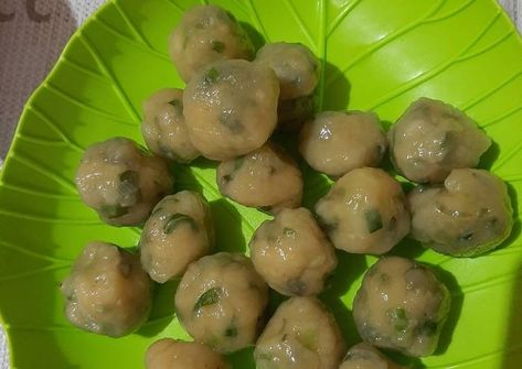 Resep Dan Cara Membuat Cilok Bawang Recipe Recipes Food Vegetables