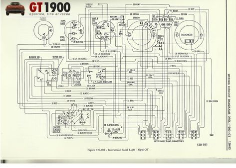 1973 Opel Gt Wiring Diagram Forest River Camper Wiring Diagram For Wiring Diagram Schematics
