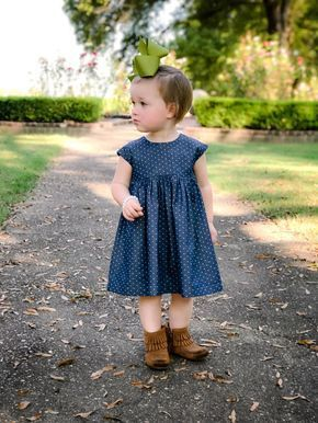 d7d54bf58f12 chambray Dress Toddler Dress Girls Dress Baby Dress | Follow our Pinterest  page at @deuxpardeuxKIDS for more kidswear, kids room and parenting ideas