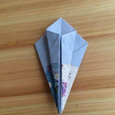 折り紙で箱の作り方 鶴の箱の折り方を動画と画像でわかりやすく