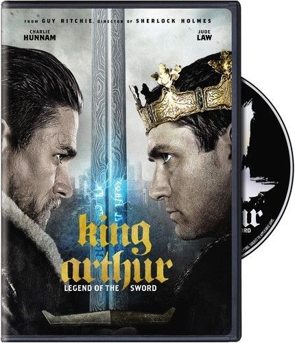 Details About King Arthur Legend Of The Sword New Dvd Special