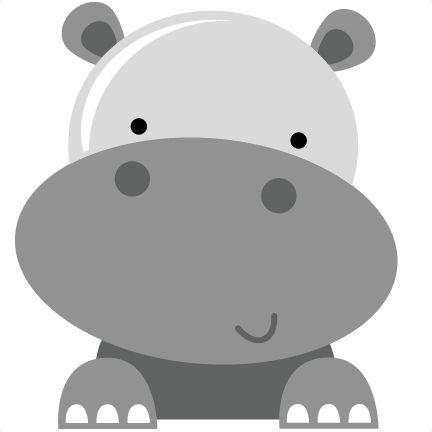 Resultado de imagen de hipopotamo cute