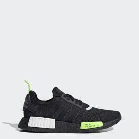 Black adidas shoes, Adidas nmd r1