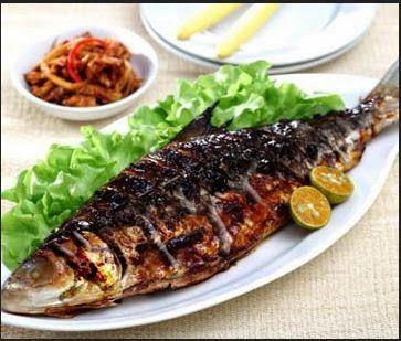 Resep Bandeng Bakar Resep Ikan Resep Ikan Bakar Ikan Bakar