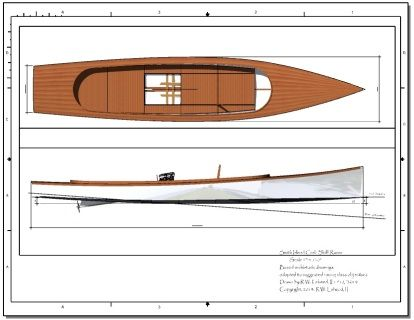 Twisted Oyster Arrangement Drawing Pdf Boat Design Bay Boats Plywood Boat