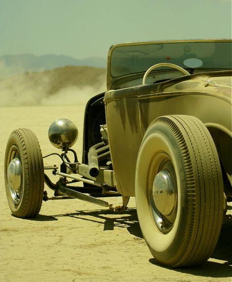 Desert Dragster
