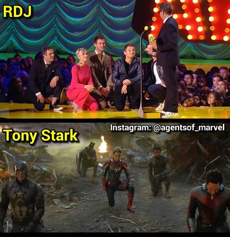 """Agents of Marvel on Instagram: """"RDJ and Tony Stark [No repost for first 24 hours] - Follow my backup account @agentof_marvel . . . . . . . . . . . . . . . . […"""""""
