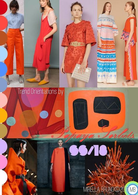FV contributor, Mirella Bruno is a Fashion Print Trend GraphicDesigner currently living in the French Swiss Alps. She curates an insightful forecast of mood boards for print, graphic and color direct SS 2018 #FutureFashionTrends
