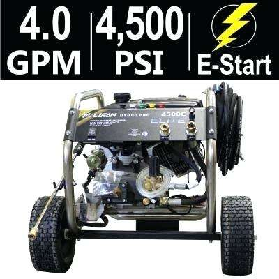 The 10 Best Gas Pressure Washers Buying Guide Pressure Washer Stainless Steel Frame Gpm