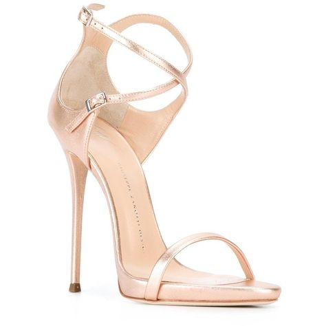 b4f1301a783 Boohoo Eliza Clear Strap Two Part Sandal