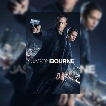 Film Recensie Jason Bourne 2016 Jason Bourne Jason Bourne 2016 Film