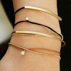 bracelets   delicate
