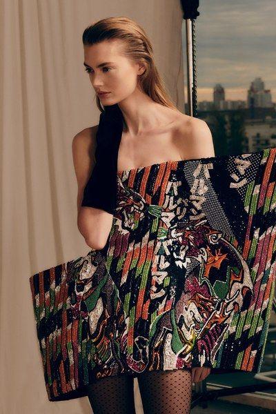 Balmain Pre-Fall 2019 Collection - Vogue